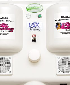 VSX dual dryer with Smoothcoat