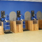 HappyK9A Dog Grooming Stations